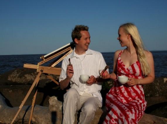 Andy & Angel Sarkela Saur